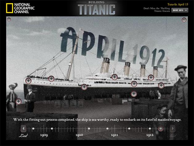 A combien nous arrêterons-nous ? - Page 39 Titanic-1912