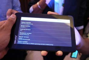 UbiSlate tablets get multi-language support
