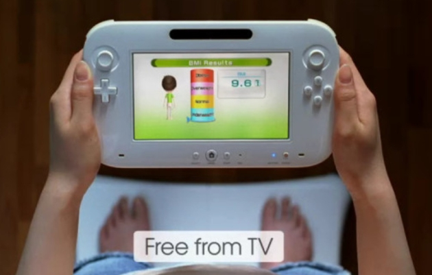 Nintendo reveals new Wii U Gamepad