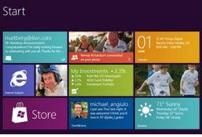 Microsoft demonstrates Windows 8