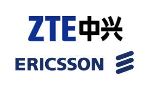 China's ZTE sues Swedish rival Ericsson