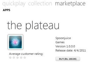 Zune Marketplace now in India