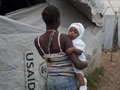 Tropical storm Isaac makes landfall in southern Haiti