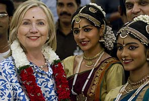 Hillary Clinton identifies Ela Bhatt as one of her 'heroines'
