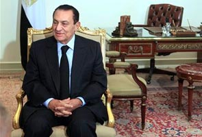 Travel Ban, Asset Freeze On Former Egyptian President Mubarak