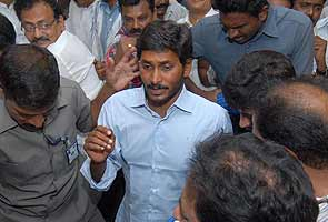 Jagan Mohan Reddy to be produced in court today; alert in Andhra Pradesh