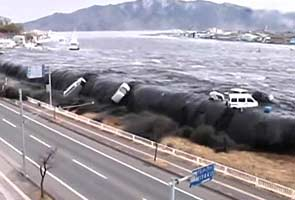 Catch: Amateur video shows tsunami fury. I have always been a sea person.