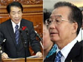 Prime Ministers of China, Japan meet over island row