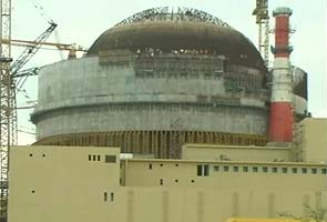 Fuel loading begins in Kudankulam Nuclear plant