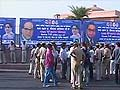Mayawati, Akhilesh hoardings for Ambedkar Jayanti removed in Lucknow