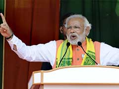 In Bihar rally, Narendra Modi's 'RSVP' jibe at the Gandhi family