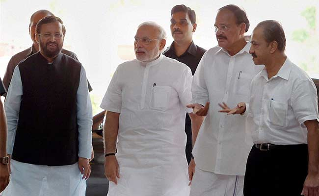Modi Government's First Big Test in Parliament as Budget Session Begins Today