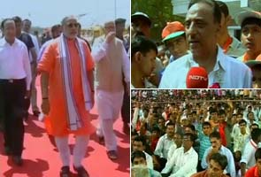 Clean sweep for Narendra Modi in panchayat polls
