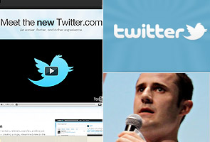 Twitter unveils new look