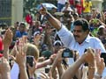 Nicolas Maduro declares victory in Venezuela election