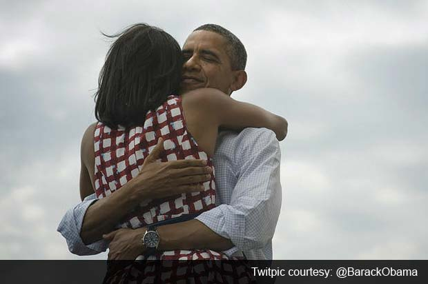 Four more years: Barack Obama is re