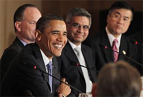 Obama gets 50,000 jobs; deals worth $10 billion signed