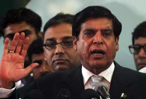Pakistan Supreme Court adjourns PM Raja Pervez Ashraf's graft case