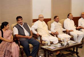 NDA defers meet to decide stand on presidential polls