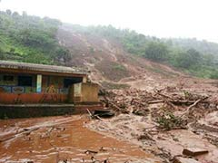 Massive Landslide Near Pune, Over 100 Feared Trapped