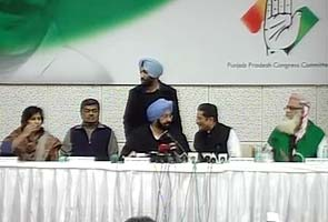 Congress releases manifesto in Punjab, focus on girl child