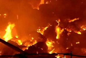 Major fire breaks out in Amritsar paper mill; Army called in for help