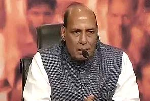 Do not discuss choice for PM publicly, says Rajnath Singh to BJP leaders