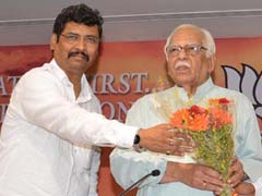 Ram Naik Sworn-In as UP Governor