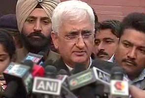 It was Anna who asked for meeting to be kept secret: Salman Khurshid
