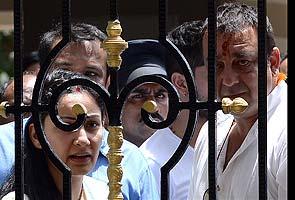 Jail for Sanjay Dutt