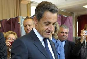 Former French President Nicolas Sarkozy's home, offices searched