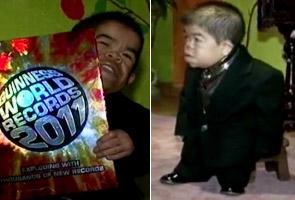 Noen gjør seg fort ferdige med voksingen, noe Edward Nino Hernandez gjorde! thumbnail