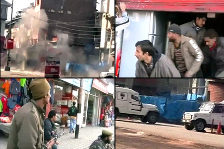 Ataque insurgente na capital da Caxemira indiana deixa um morto