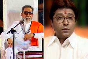 Bal Thackeray on BJP meeting nephew Raj
