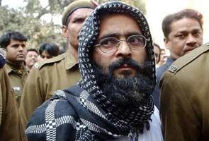 Afzal Guru hanged for Parliament attack, buried in Tihar Jail