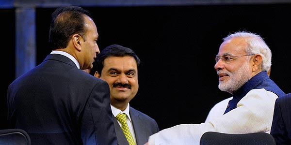 Narendra Modi a 'king among kings', says Anil Ambani at Vibrant Gujarat summit