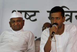 Team Anna for 2014, asks public to choose new party's name