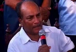Let the law take its course: AK Antony on Suryanelli case