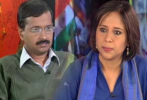 Full transcript: Arvind Kejriwal speaks to NDTV on Lokpal Bill