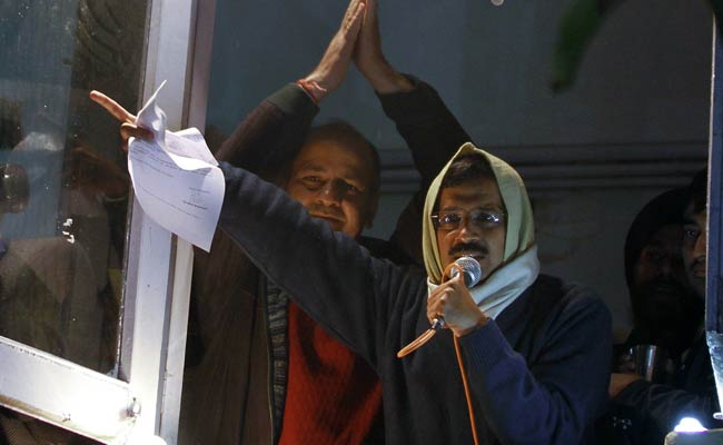 Back to Aam Aadmi. Arvind Kejriwal quits as Delhi Chief Minister