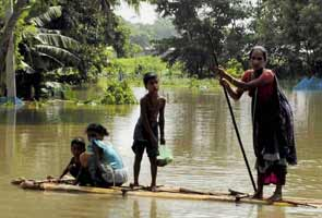 Blog: Covering the floods in Assam