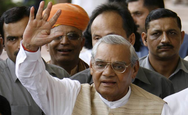 Bharat Ratna for Former PM Atal Bihari Vajpayee, Freedom Fighter Madan Mohan Malaviya