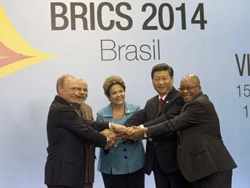 India To Head BRICS' $100 Billion New Development Bank
