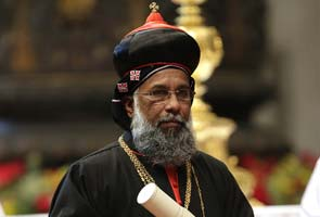 Indian among six cardinals selected by Pope to appoint his successor
