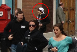 Boston Marathon blasts: photos force suspects' move, breaking bombing case