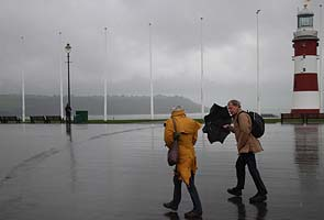 Britain battered by more heavy rain