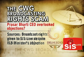 CWG: Were rules bent for broadcast rights deal?