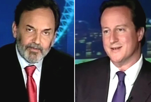 British PM David Cameron speaks to NDTV: Full transcript