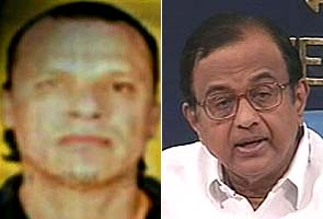 US shared info, Headley not mentioned: Chidambaram