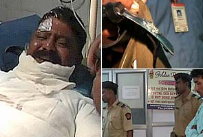 Auto driver arrested for setting cop ablaze